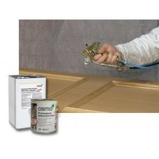 Ddekorační vosk Osmo k aplikaci stříkáním - bílý transparentní, bílý krycí a bezbarvý s protiskluzový - 10l
